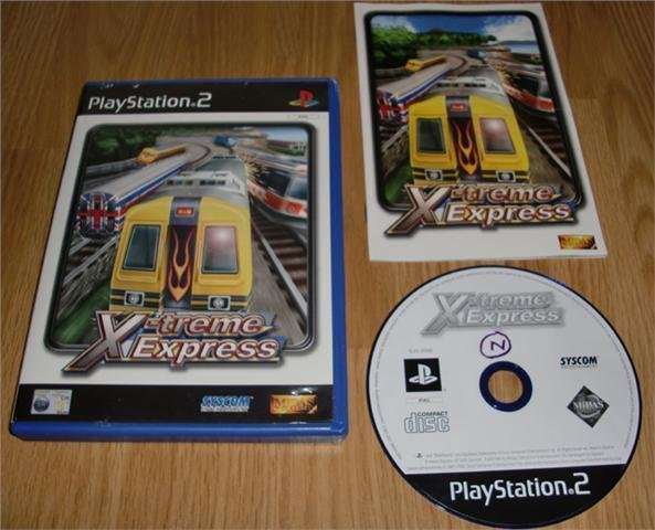 PS2: X-treme Express: World Grand Prix