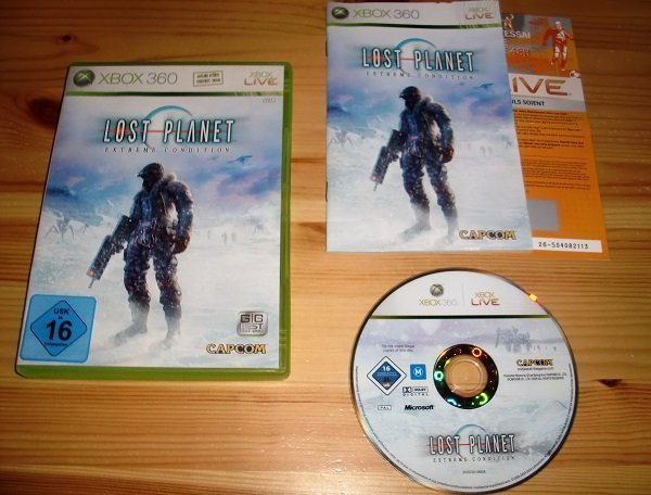 Xbox 360: Lost Planet Extreme Condition