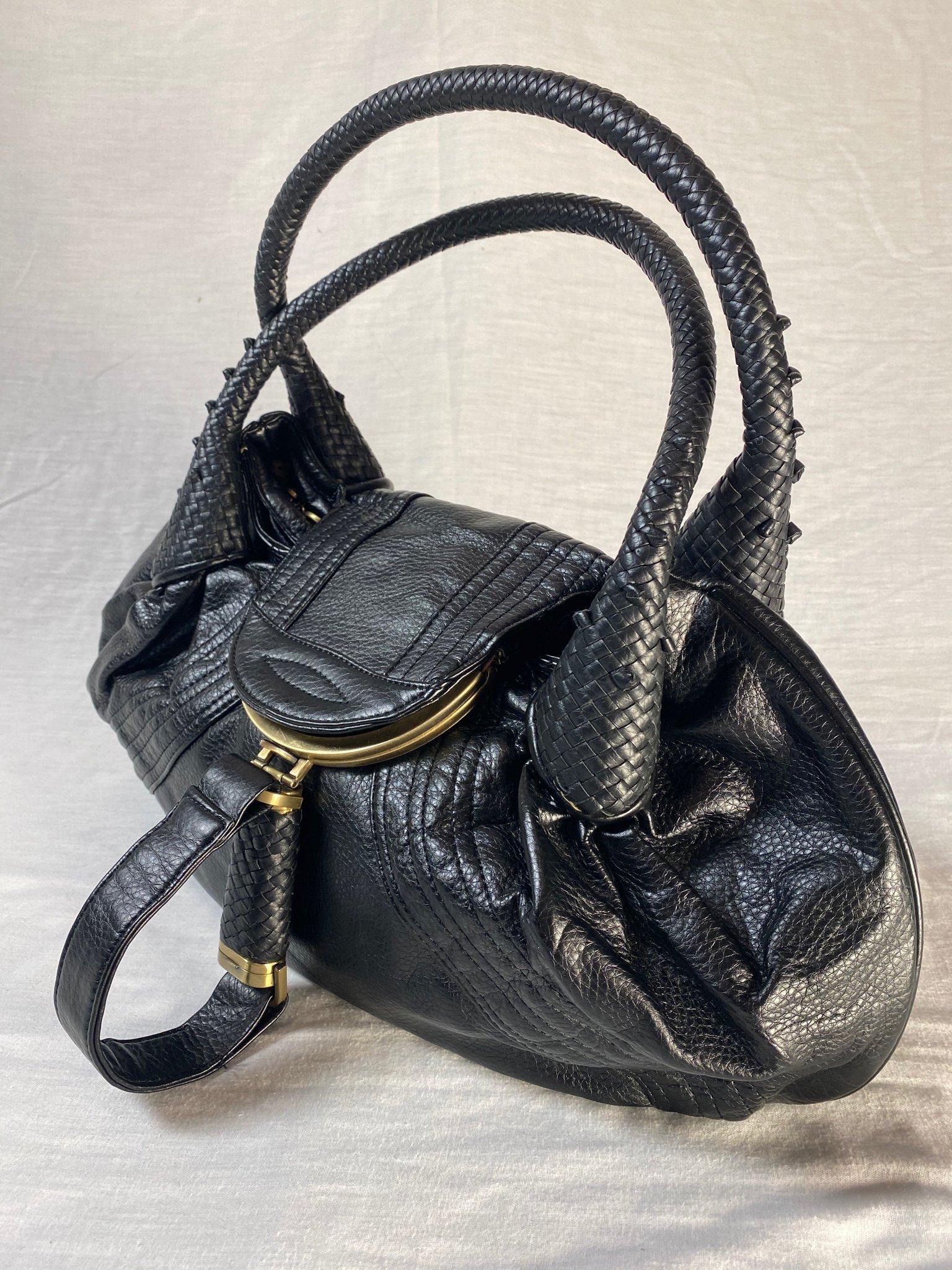 Baldine handväska i konstläder
