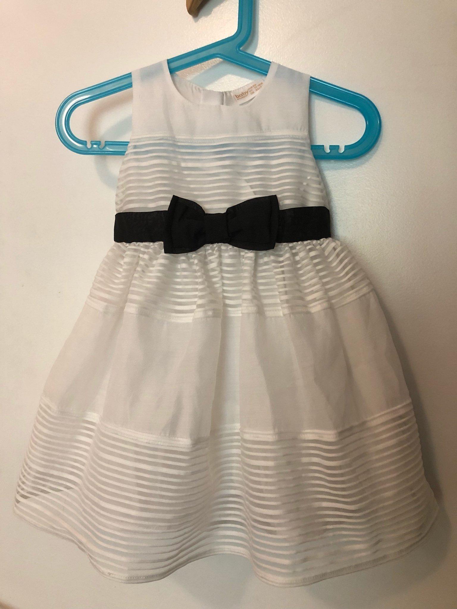 klänning baby fest