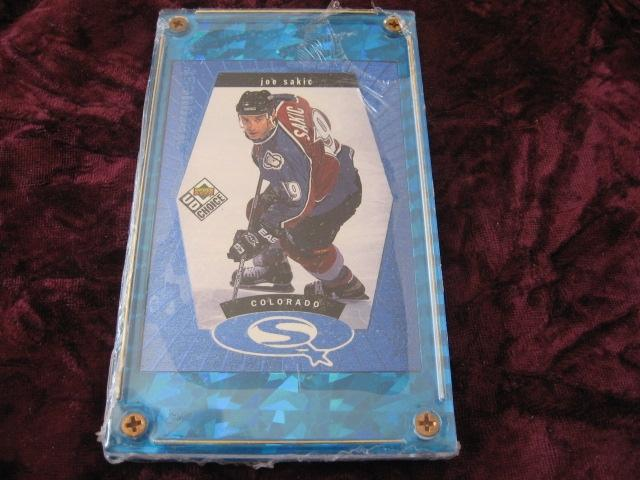 JOE SAKIC (UPPERDECK) NR:SQ11 INRAMAD