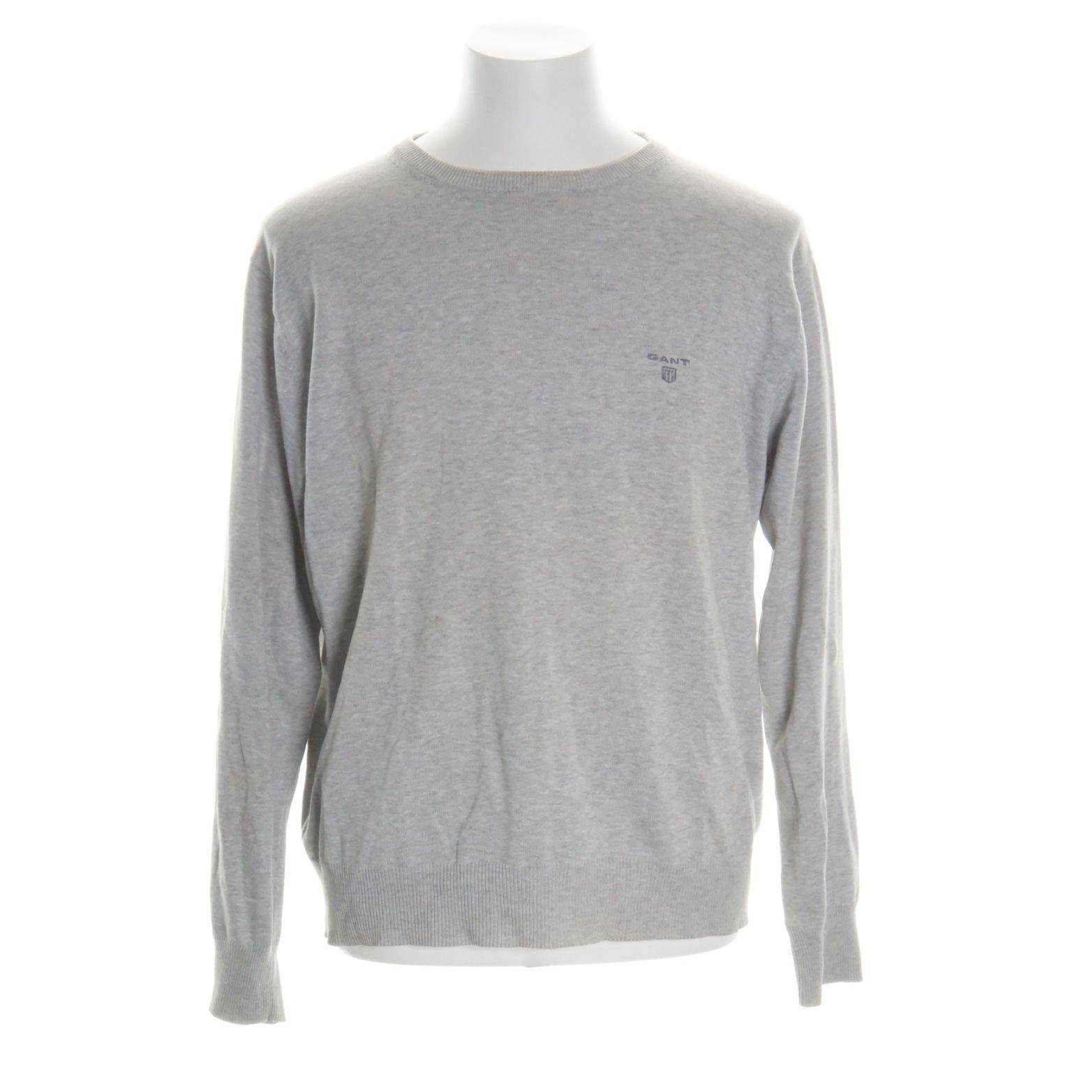grå gant tröja