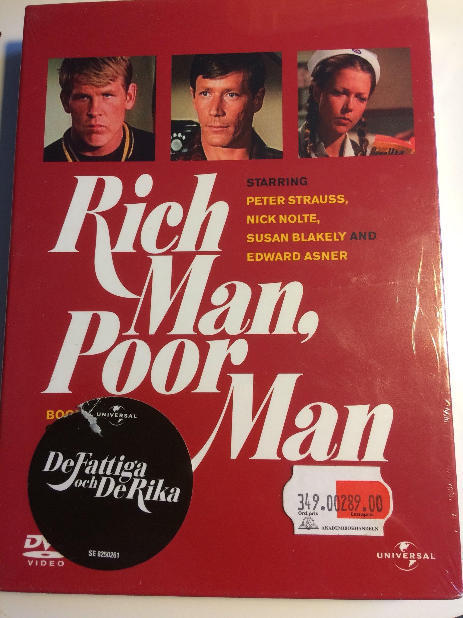 de fattiga och de rika