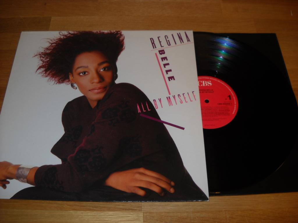 "Regina Belle ""All By Myself"""