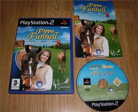 PS2: Pippa Funnell Take the Reins