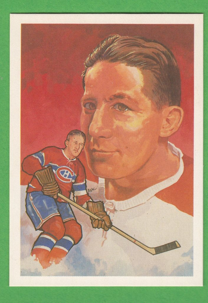 1983 Hall of fame #129 Elmer Lach