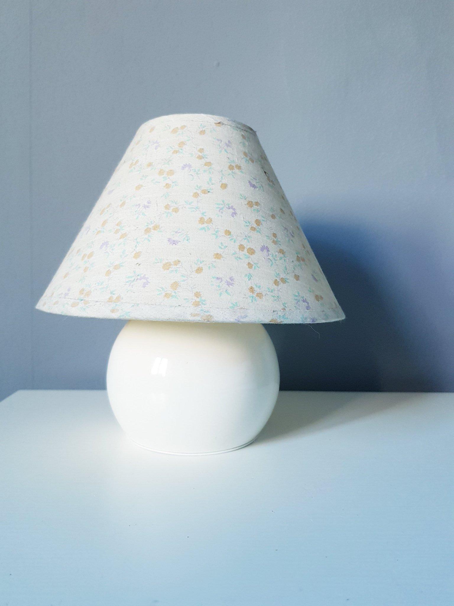 PARET 2STYCK IKEA RETRO BOLLLAMPOR LAMPA 80 90 TAL SVAMPLAMPA KLOT