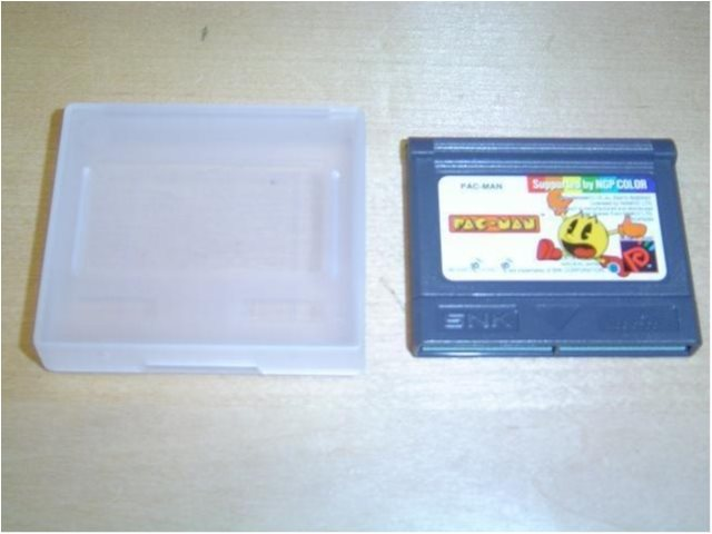 PAC MAN NEO GEO POCKET COLOR *NYTT*
