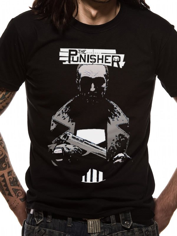 PUNISHER - POCKET (UNISEX) - 2Extra Large