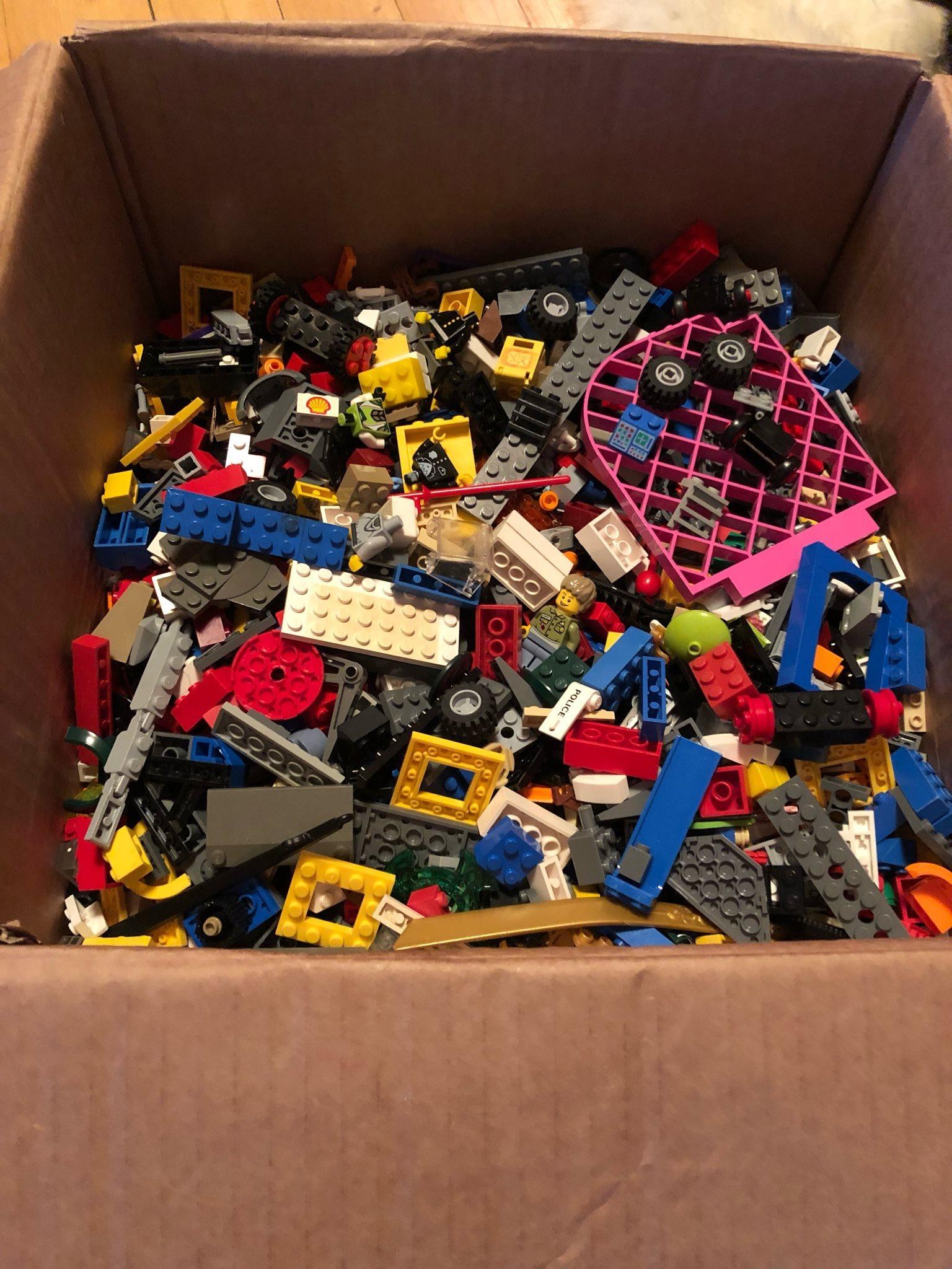 Lego 4,5 kg