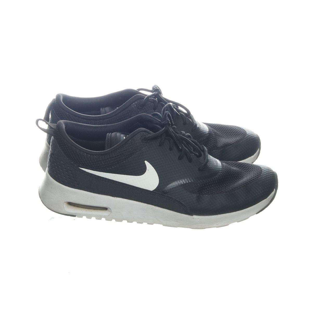 online store 8a5a4 a6f9d Nike, Sneakers, Strl  38.5, Air Max Thea, Svart Vit
