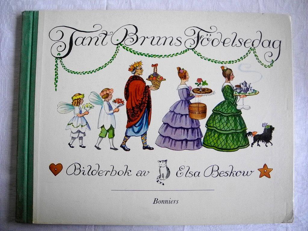 tant bruns födelsedag TANT BRUNS FÖDELSEDAG Bilderbok av.. (301345091) ᐈ Haldins_Hylla  tant bruns födelsedag