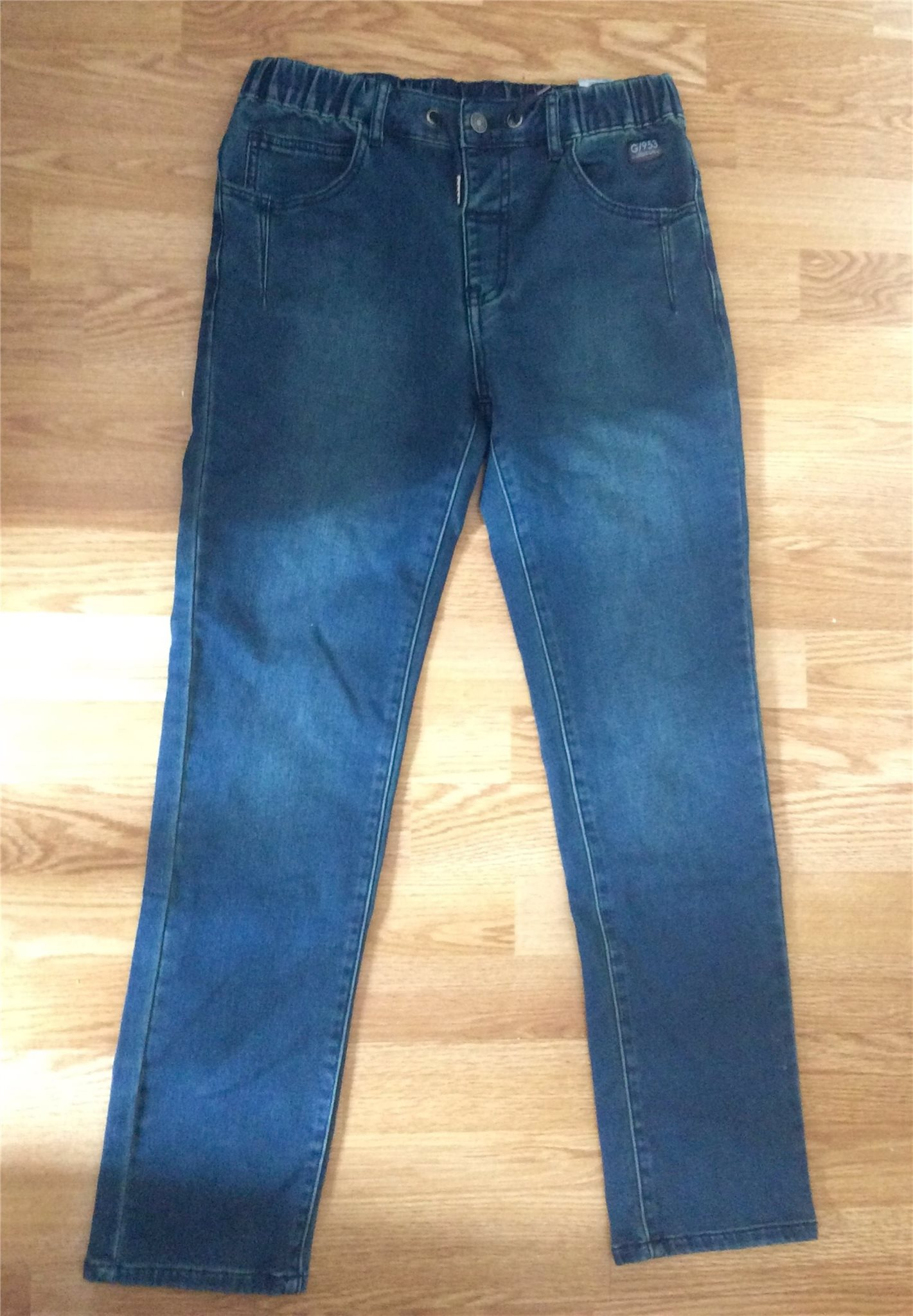 jeans med mycket stretch