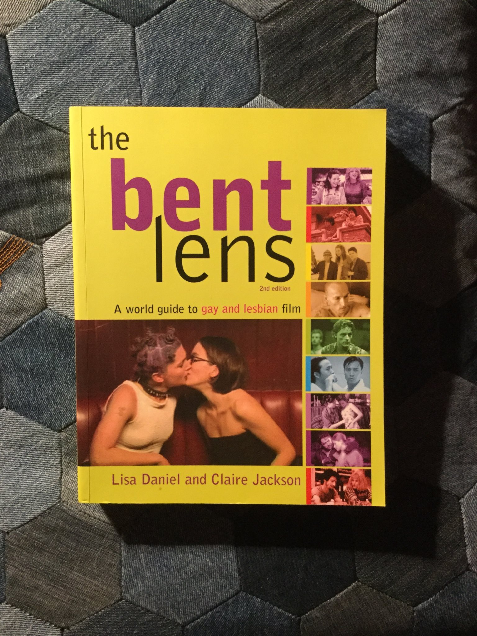 2nd bent edition film gay guide lens lesbian world