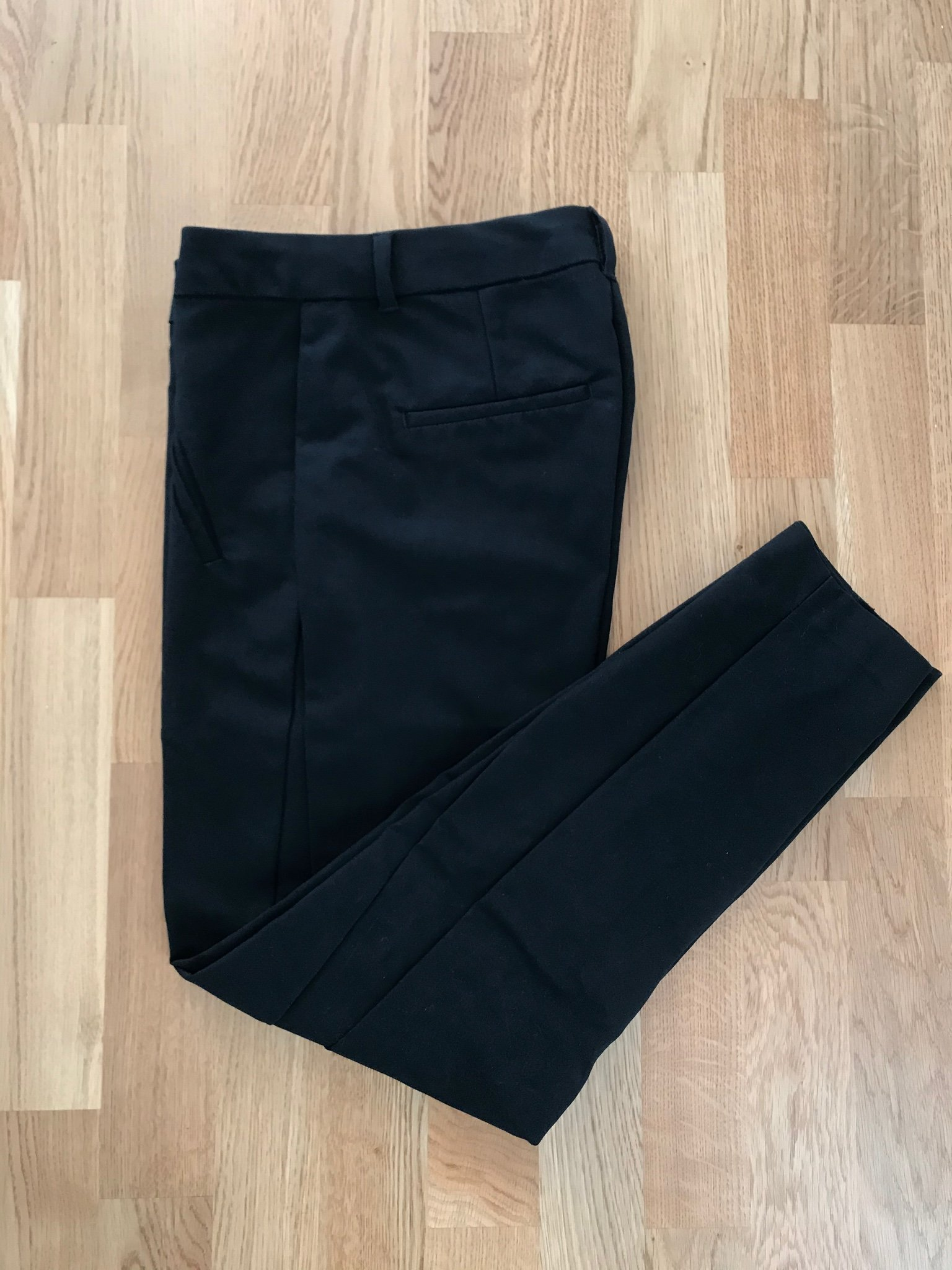 Vero moda svarta byxor