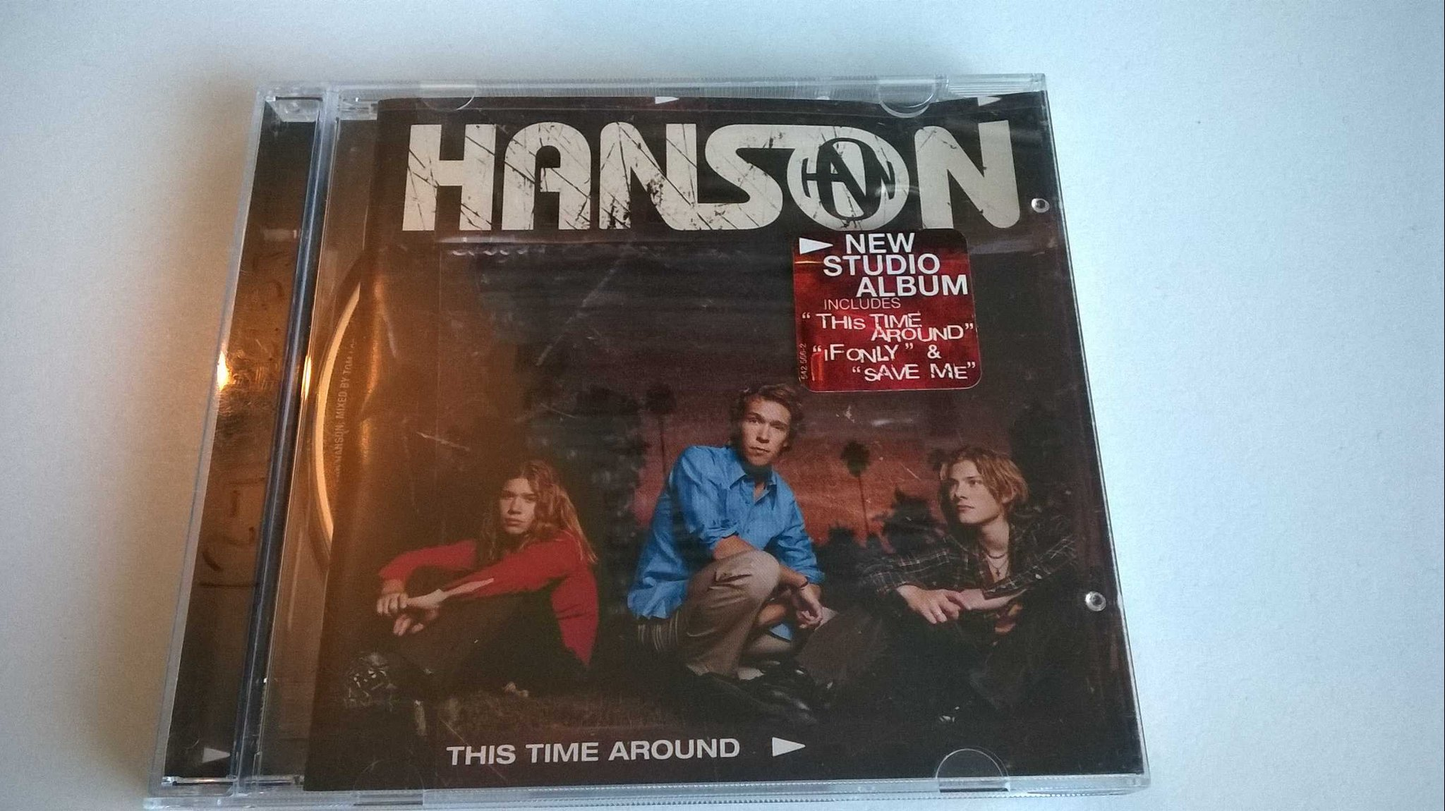 Hanson - This Time Around, CD