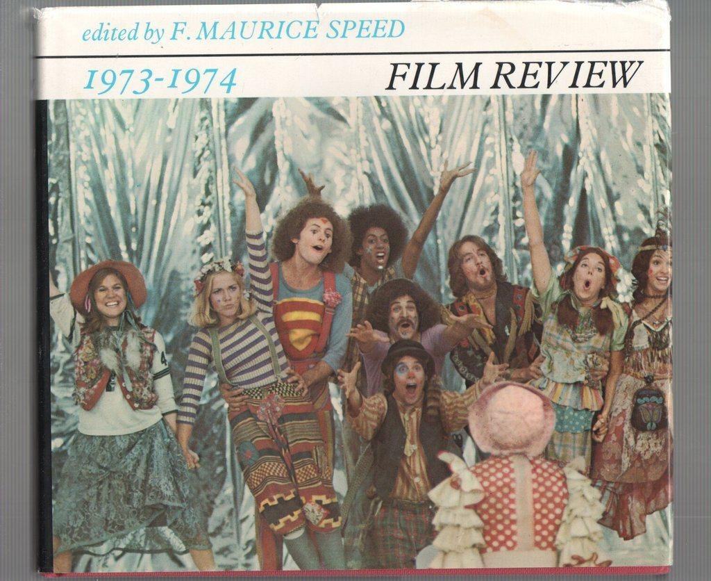 5 st Film Review 1973-74, 1974-75, 1975-76, 1976-77 och 1977-78