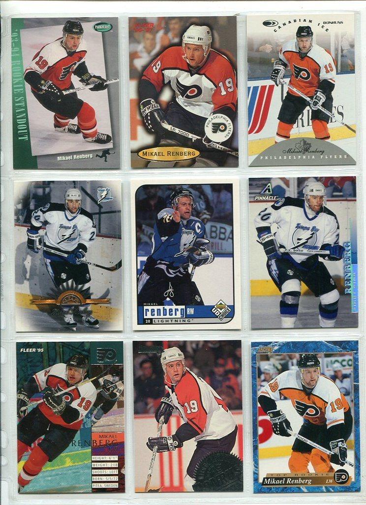 wayne gretzky hockey kort värde