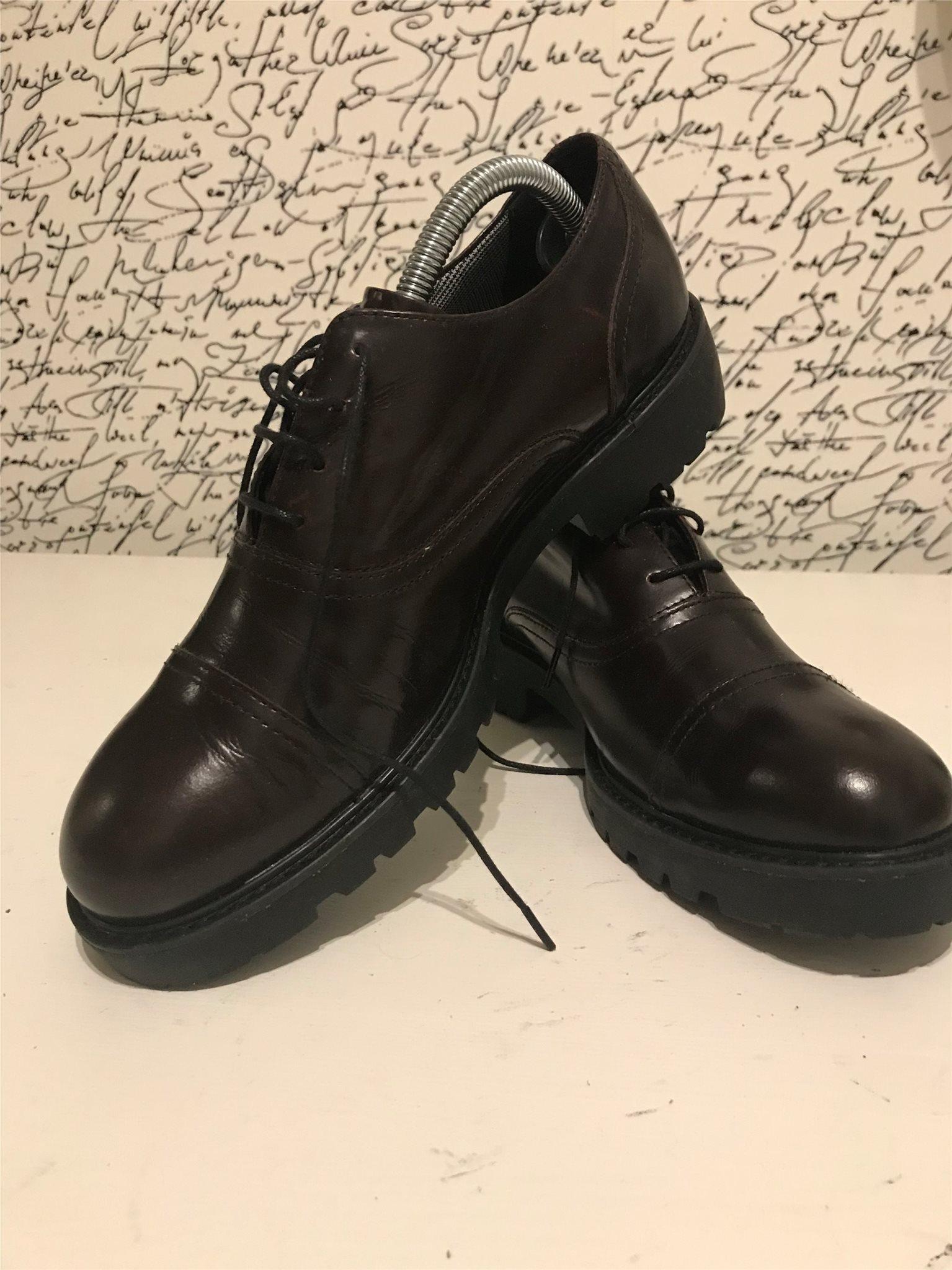Vagabond skinn skor i stl 41. Mycket fint skick! (341635519) ᐈ Köp ... 3ec1b2fe8ac49