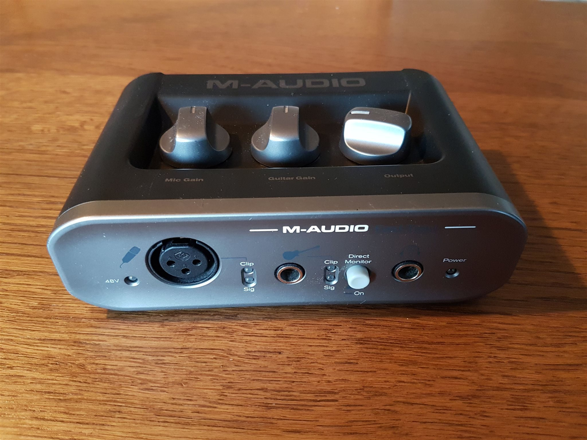 M-AUDIO ljudkort