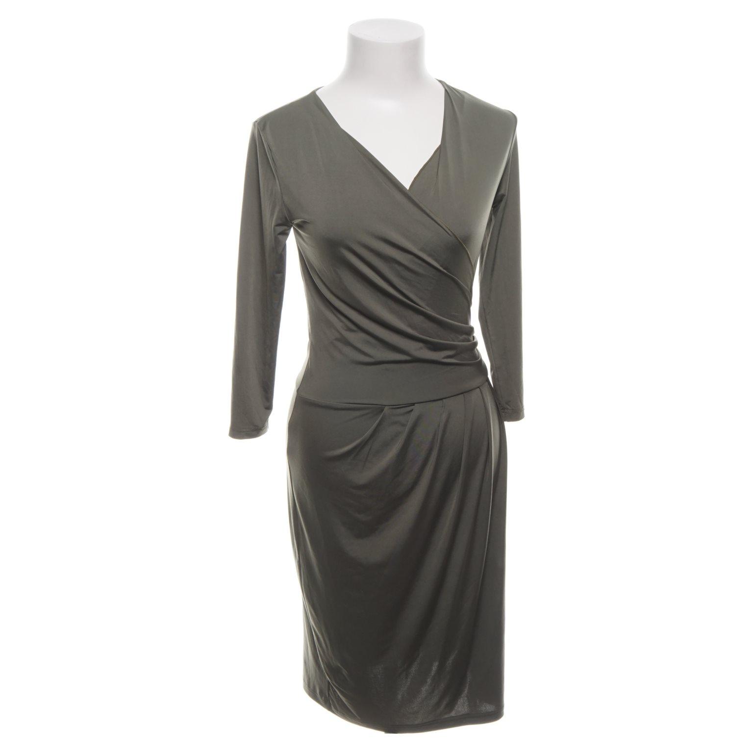 ilse jacobsen grön klänning