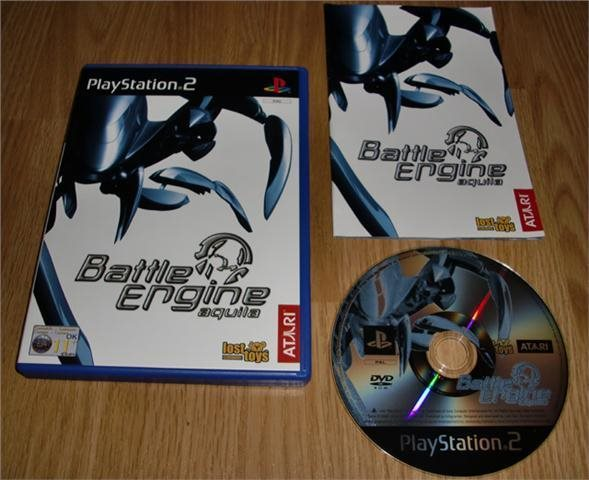 PS2: Battle Engine Aquila