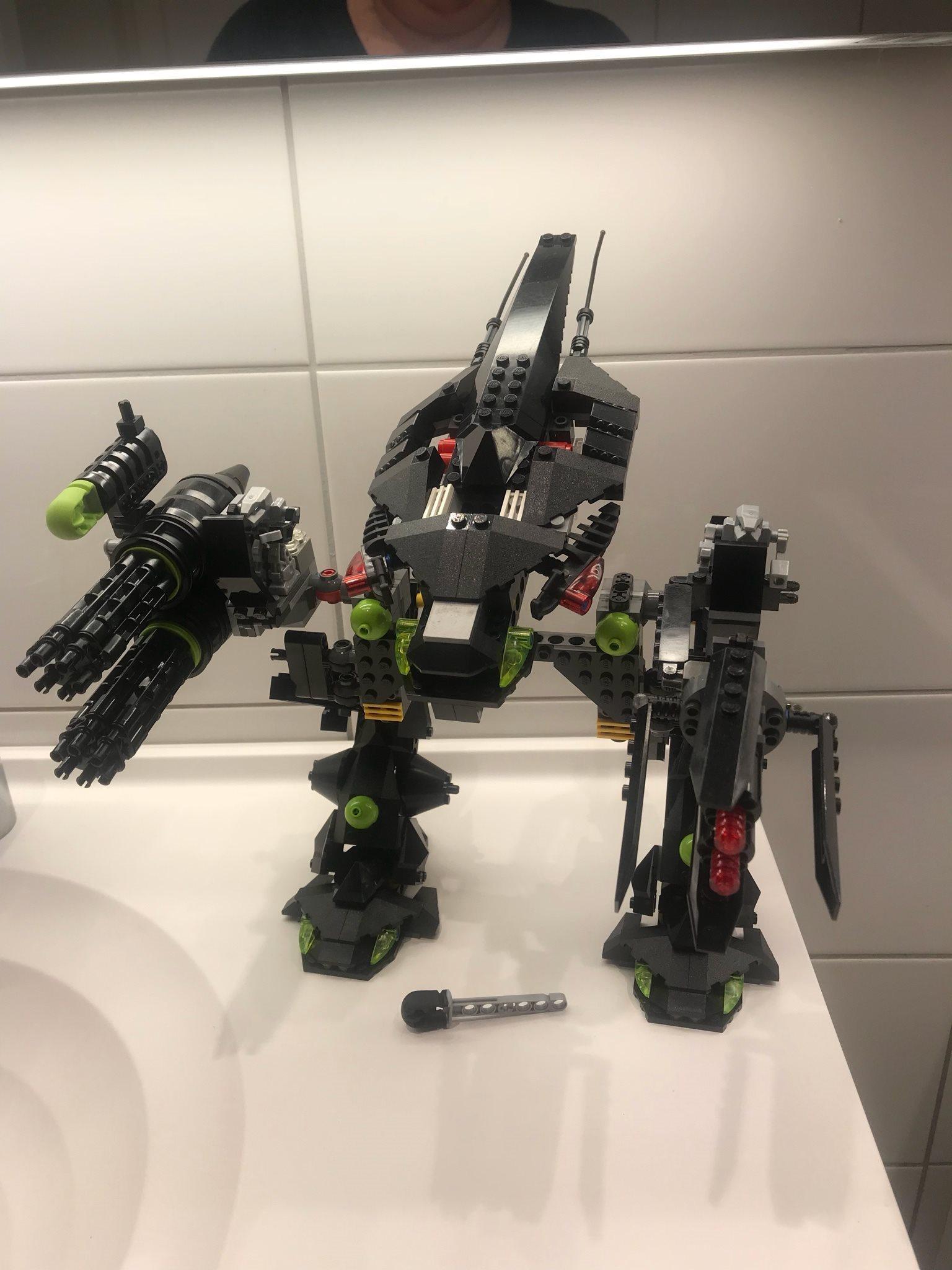 Lego Exoforce robot