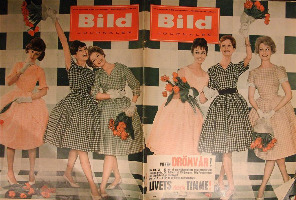 BILDJOURNALEN 1960/16.Fatima Gerhard.Jan Gabrielsson.Lamberth.Cliff Richard.Jarl