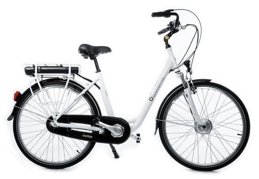 BatBike 2620 elcykel, 7 växlar och fotbroms