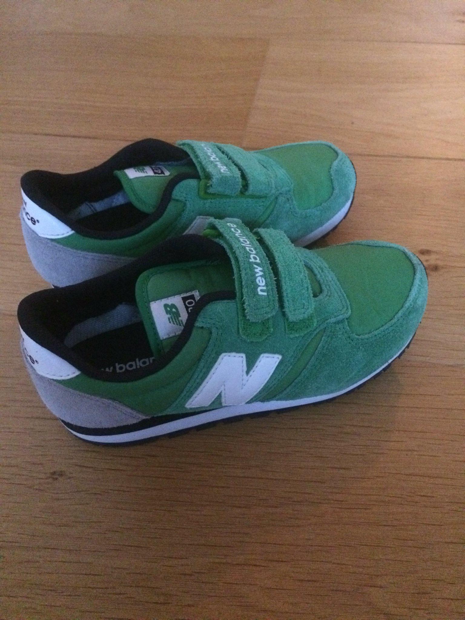 gröna new balance
