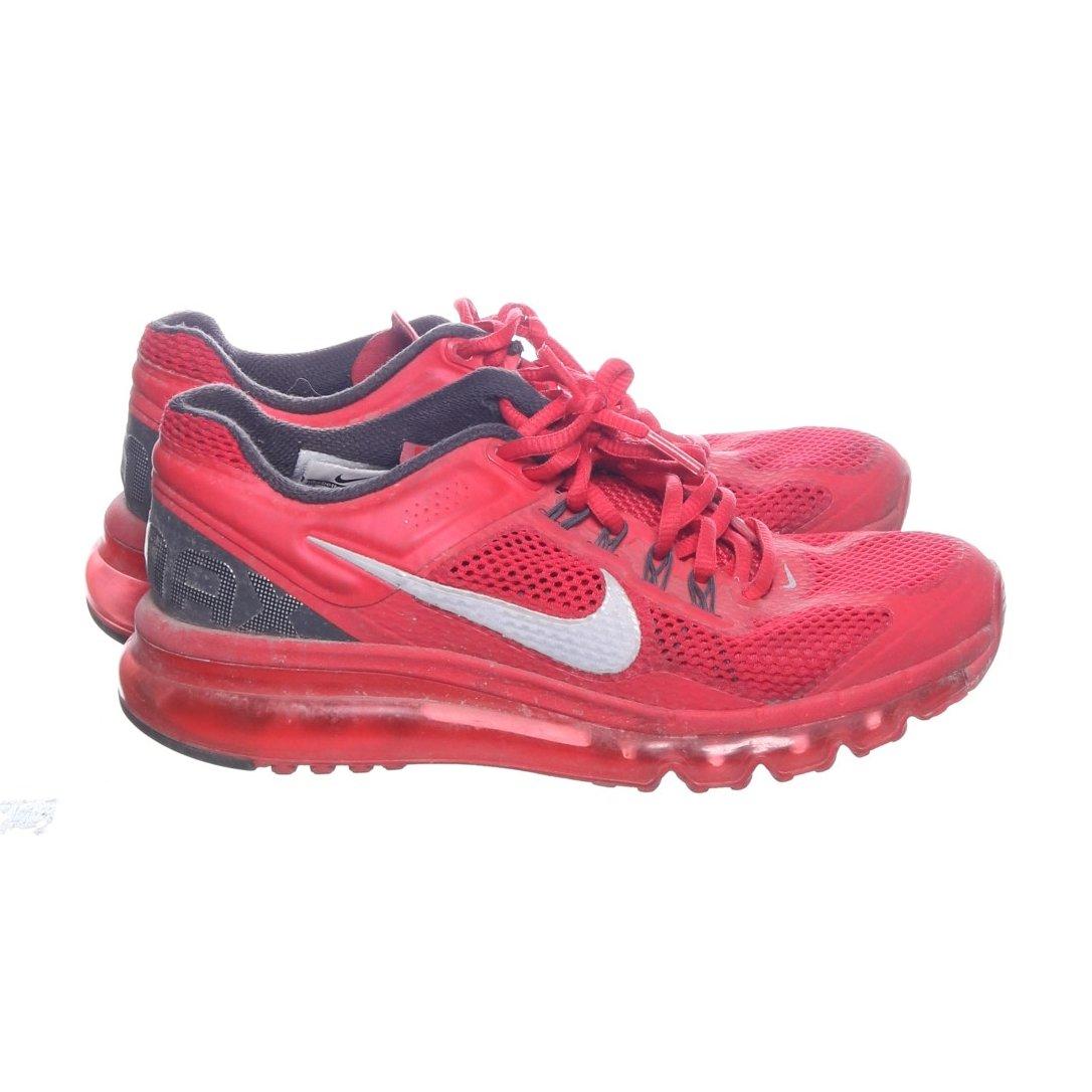 Nike, Löparskor, Strl: 38, Air Max, RödSvart