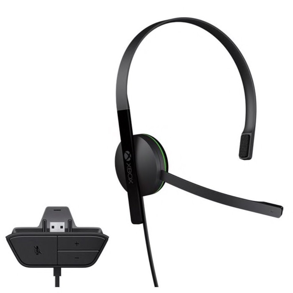 607aa6d04ad Xbox One Chat Headset (354810096) ᐈ Godsinlösen på Tradera