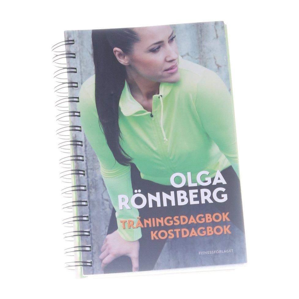 träningsdagbok & kostdagbok