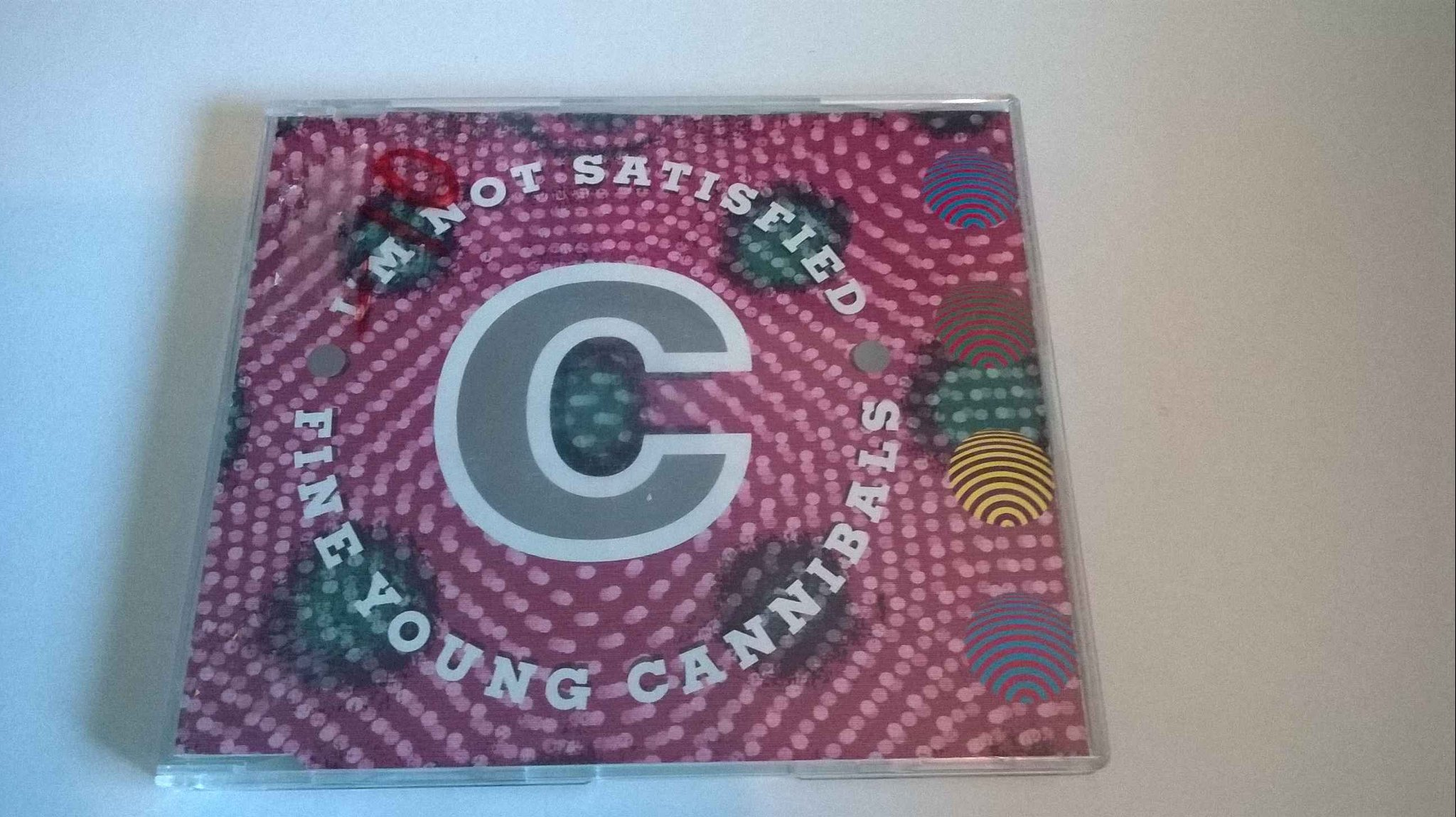 Fine Young Cannibals - I'm Not Satisfied, CD
