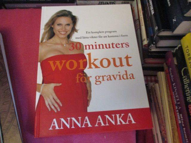 Anna Anka 30 minuters workout för gravida