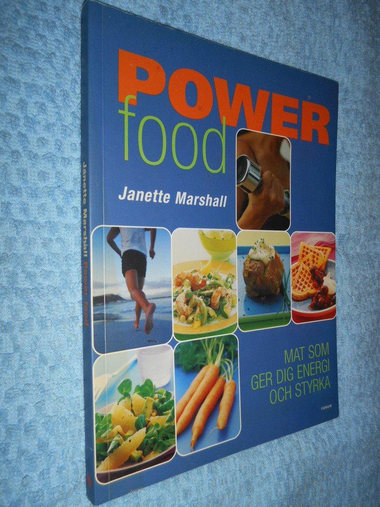 mat som ger energi