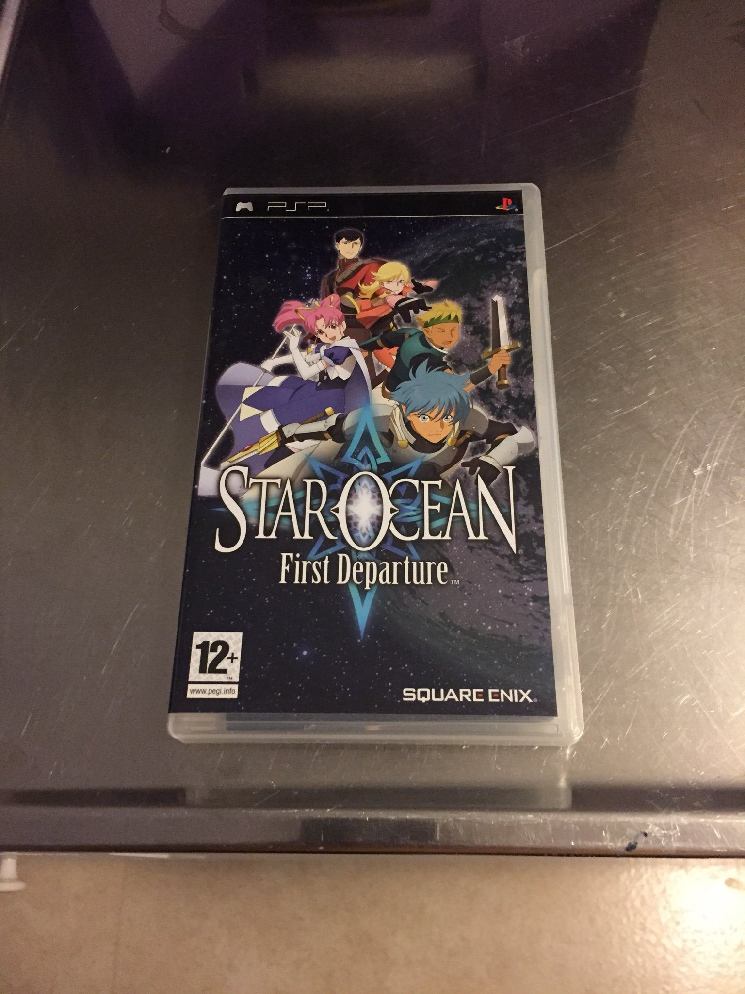 PlayStation Portable - Star Ocean First Departure - Absolut Repfri