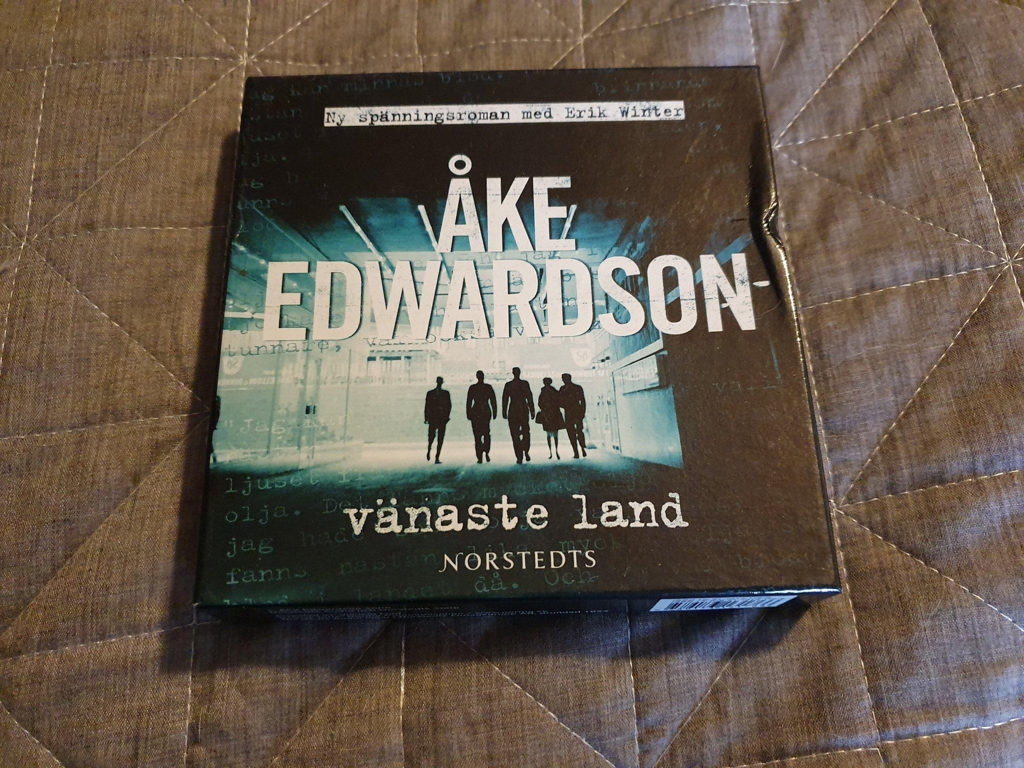 0f14a266b91 Ljudbok Vänaste land av Åke Edwardson (353748412) ᐈ Köp på Tradera