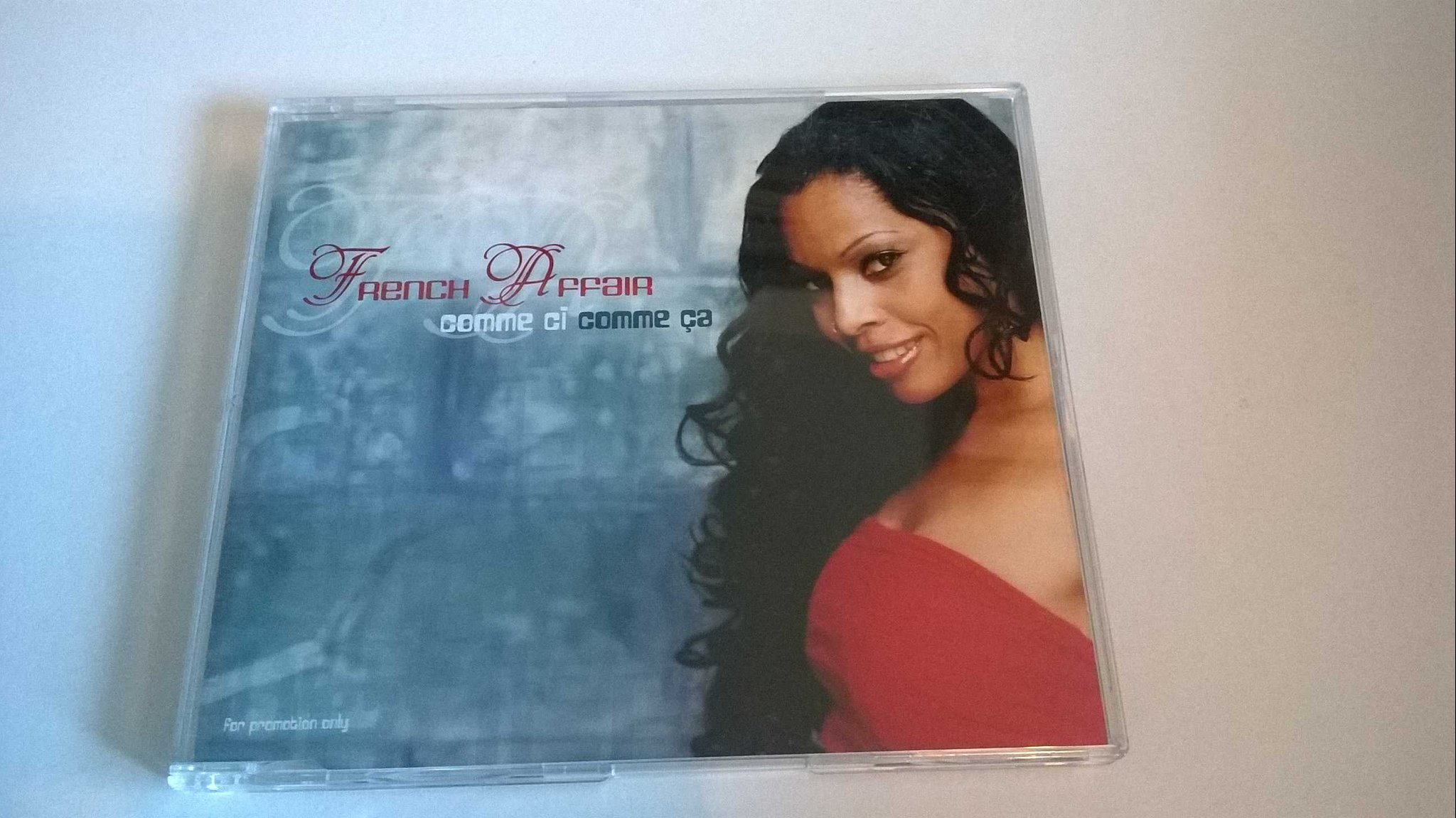 French Affair - Comme Ci Comme Ça, Promo, CD