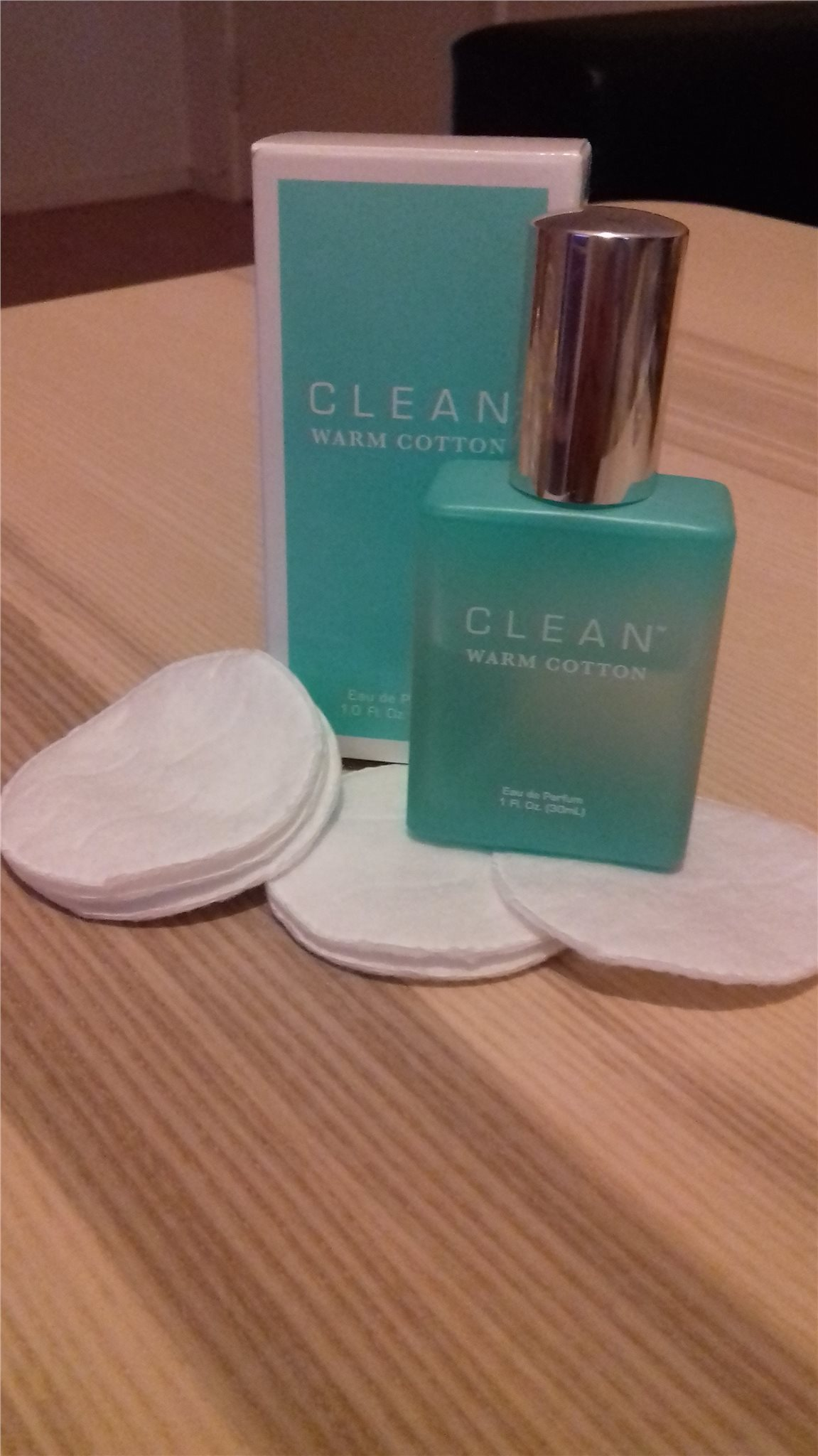 CLEAN warm cotton 30ml edp