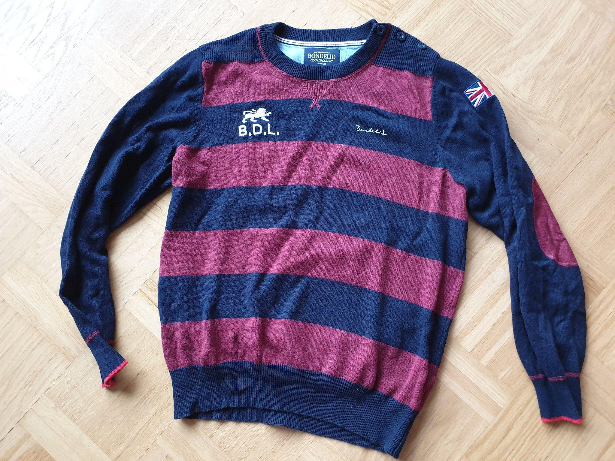 bb43f1a55aa2 Bondelid stickad tröja stl XL, som ny! (343153523) ᐈ Köp på Tradera