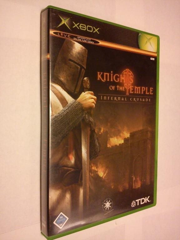 Xbox: Knights of the Temple - Infernal Crusade