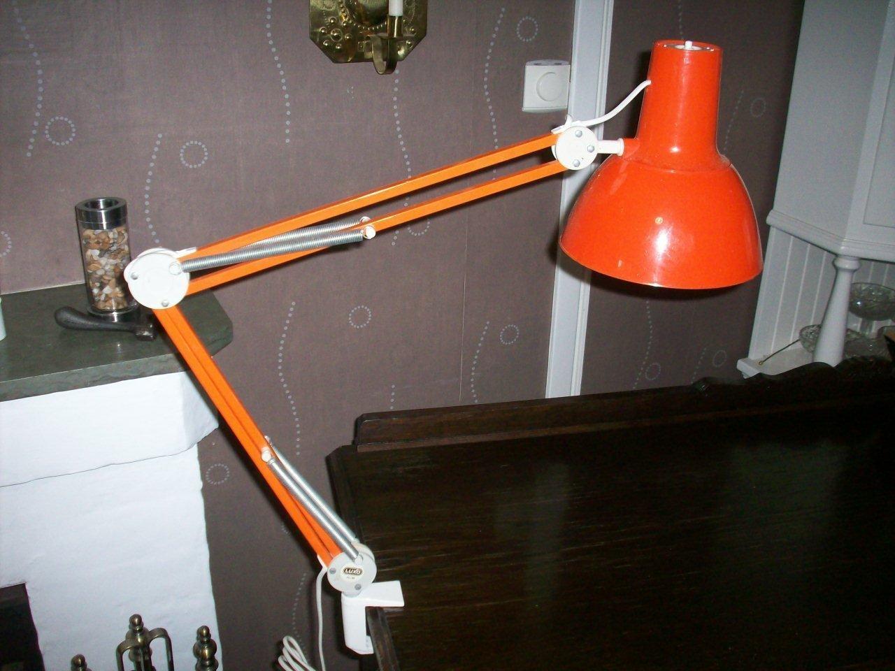 Unika SKRIVBORDS LAMPA LUXO (358905753) ᐈ Köp på Tradera KT-05