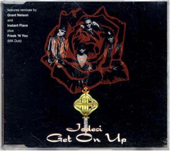 Jodeci - Get on up - 4 versions