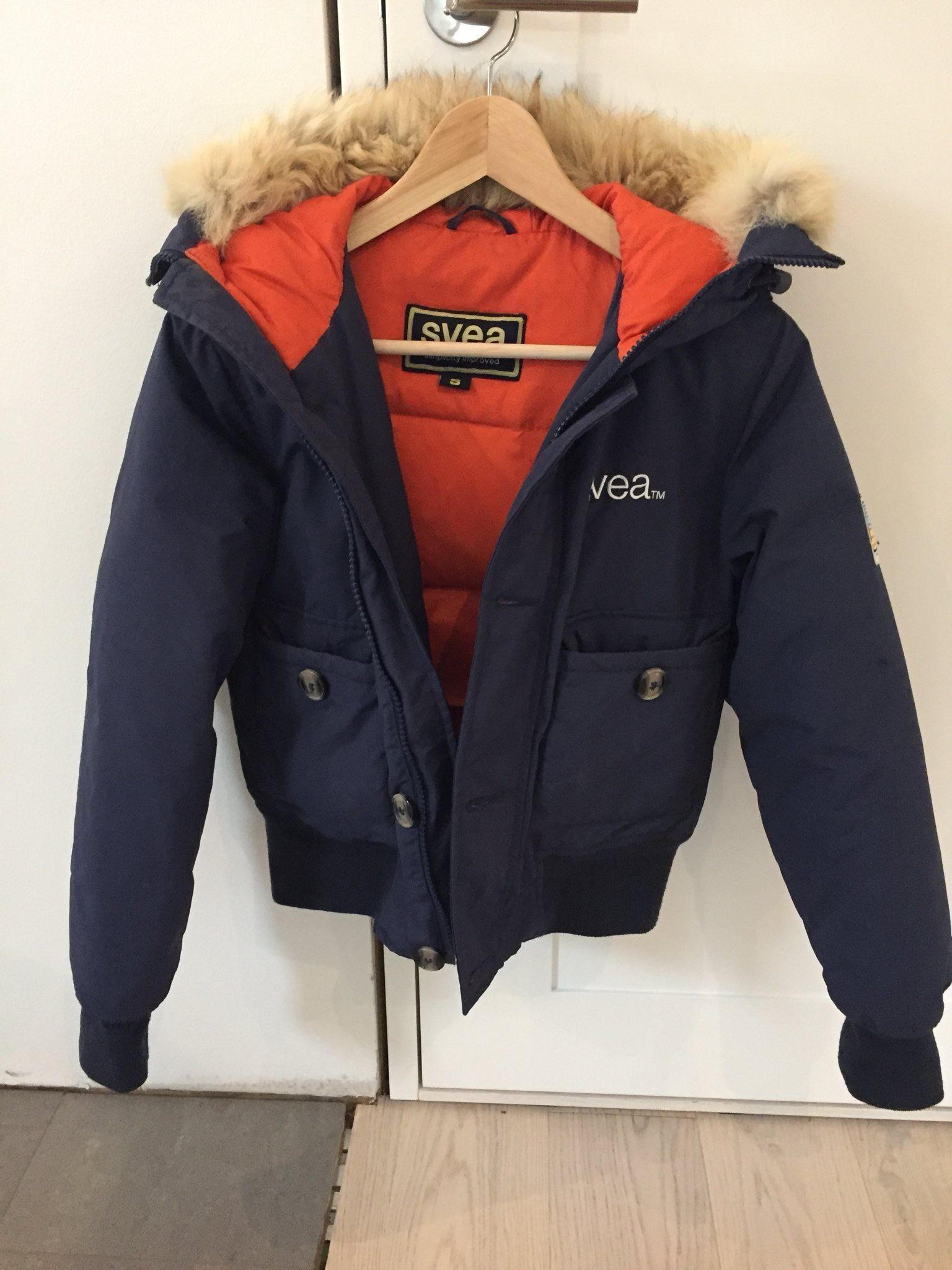 92131120 Vinterjacka dam kort modell – Modiga jackor