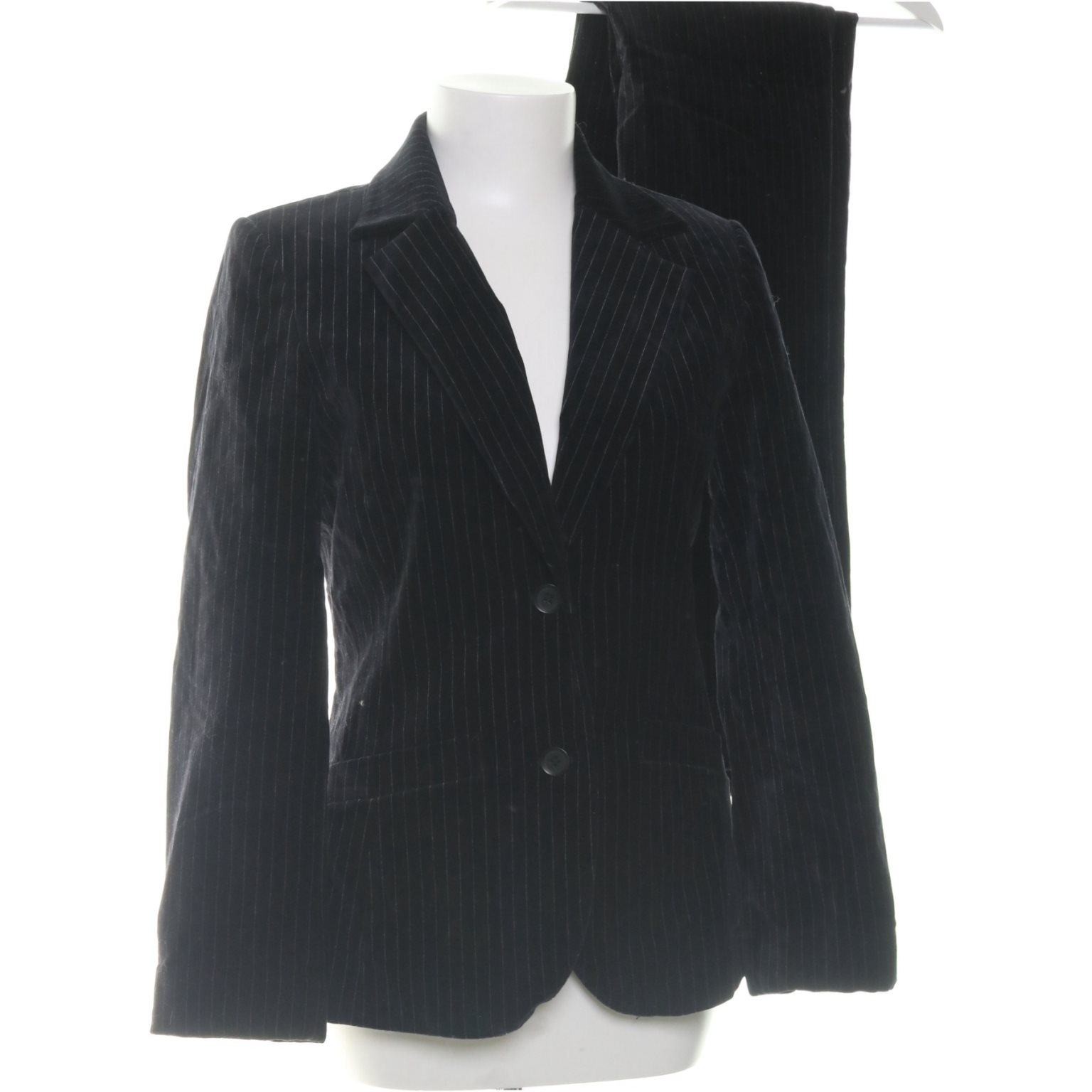 H&M, Kostym, Strl: Strl: Strl: 38, Svart 416dae