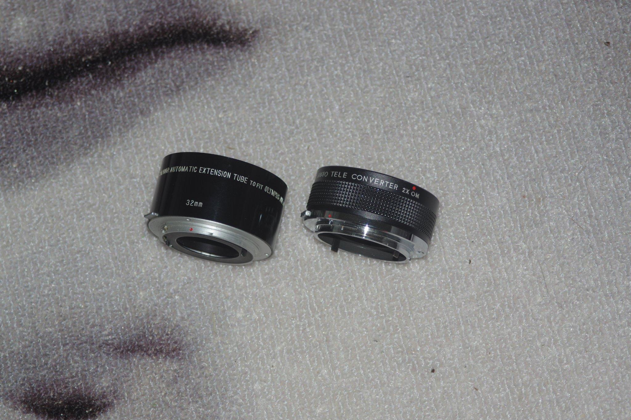 2st OM fattning Soligor Extention Ring 32m + Pa   (355603418) ᐈ Köp
