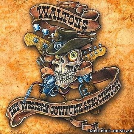 Waltons, The - Western Cowpunk Association - CD
