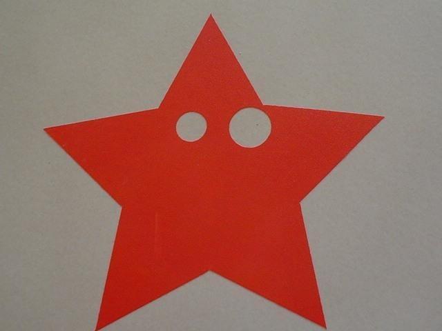 väggdekoration barn stjärnor