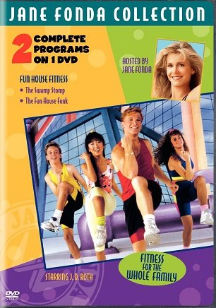 Fun House Fitness With Jane Fonda (DVD)
